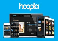 Hoopla: Videos, music, & audiobooks