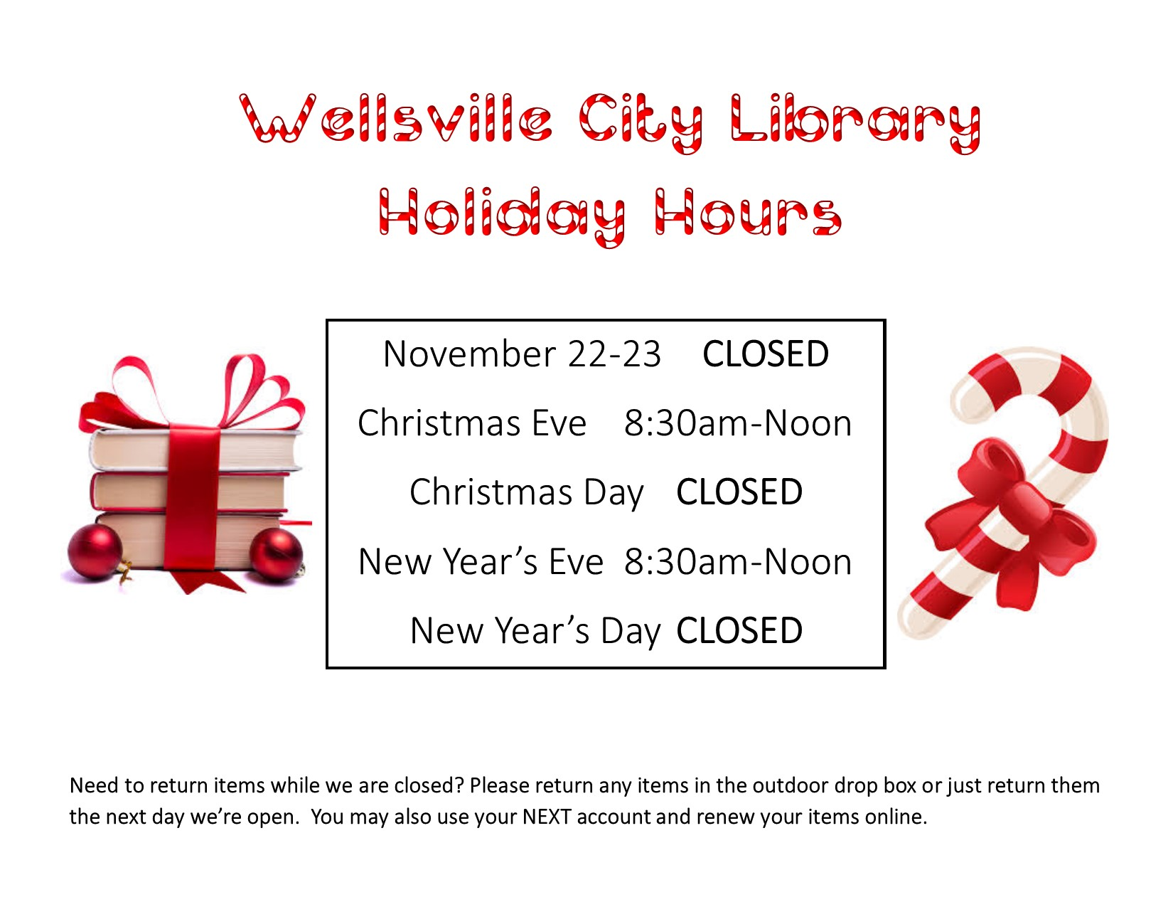 Wellsville City Library